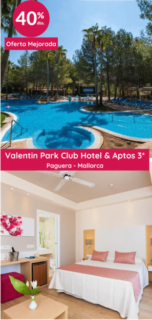 Valentin Park Club Hotel & resort (Mallorca)