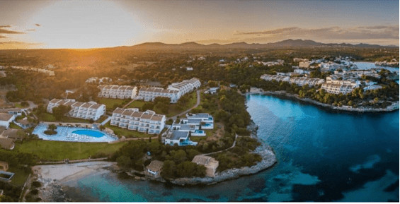 BLAU PORTOPETRO BEACH RESORT & SPA 4* MALLORCA