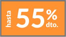 Viajes ELan 55% descuento