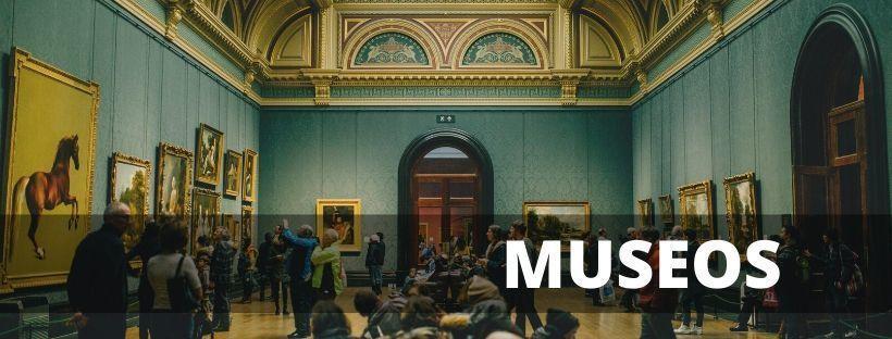 Entradas museos