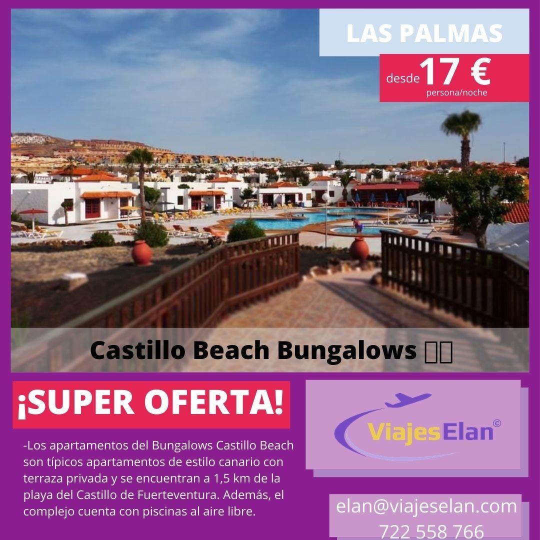 Oferta_Castillo_Beach_Bungalows_las_Palmas