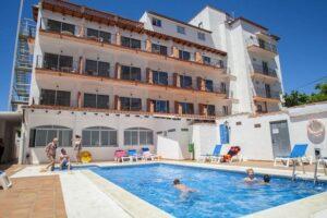 HOTEL COMA-RUGA PLATJA - ADMITE MASCOTAS