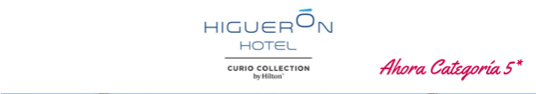 Oferta exclusiva Higuerón Hotel Curio Collection by Hilton  5*