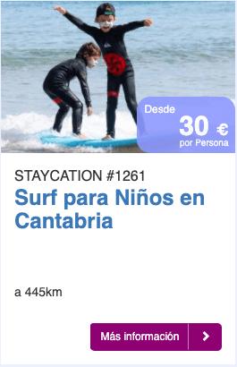 SURF PARA NIÑOS EN CANTABRIA