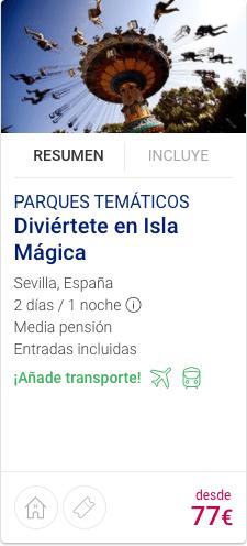 Diviértete en Isla Mágica