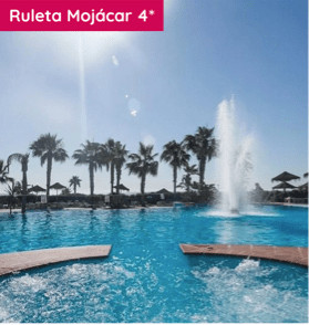 Ruleta Mojácar 4*