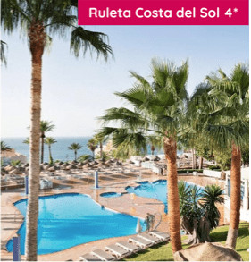 Ruleta Costa del Sol 4*