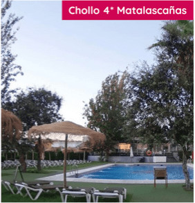 Chollo Matalascañas