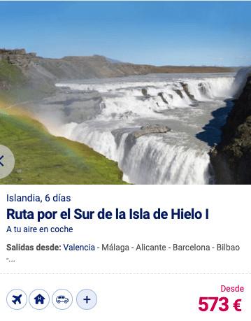 RUTA POR EL SUR DE LA ISLA DE HIELO I