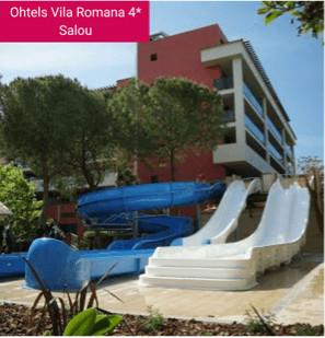 Ohtels Vila Romana 4*. Salou