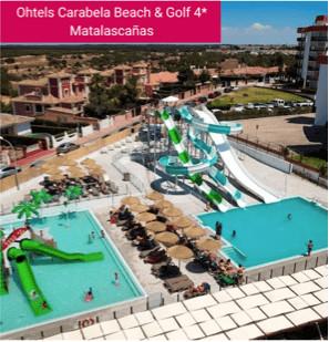 Ohtels Carabela Beach & Golf 4* Matalascañas