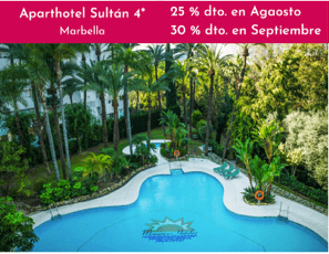 Aparthotel Sultán 4* Marbella