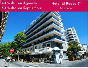 Hotel el Rodeo 4*