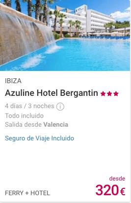 Azuline Hotel Bergalin 3*