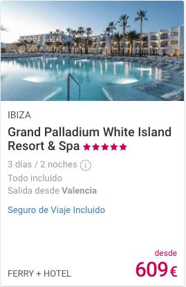 Grand Palladium White Island Resort & Spa 5*