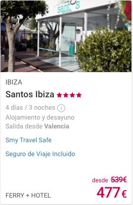 Santos Ibiza 4*