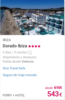 Dorado Ibiza 4*