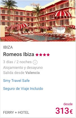 Romeos Ibiza 4*