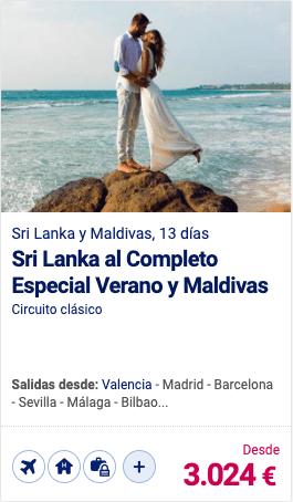 Sri Lanka al Completo