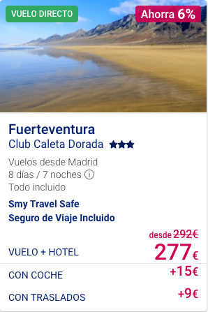 Club Caleta Dorada 3*