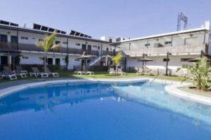 Hotel Campomar Playa admiten mascotas