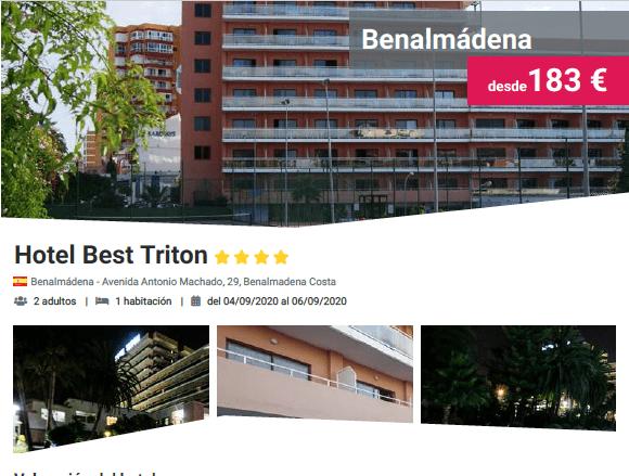 Hotel Best Tritón 4*