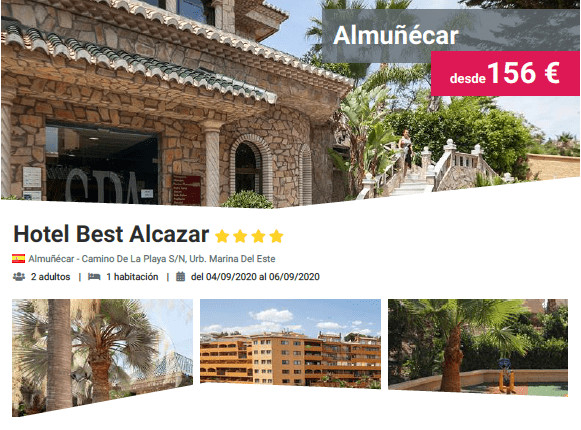 Hotel Alcazar 4*