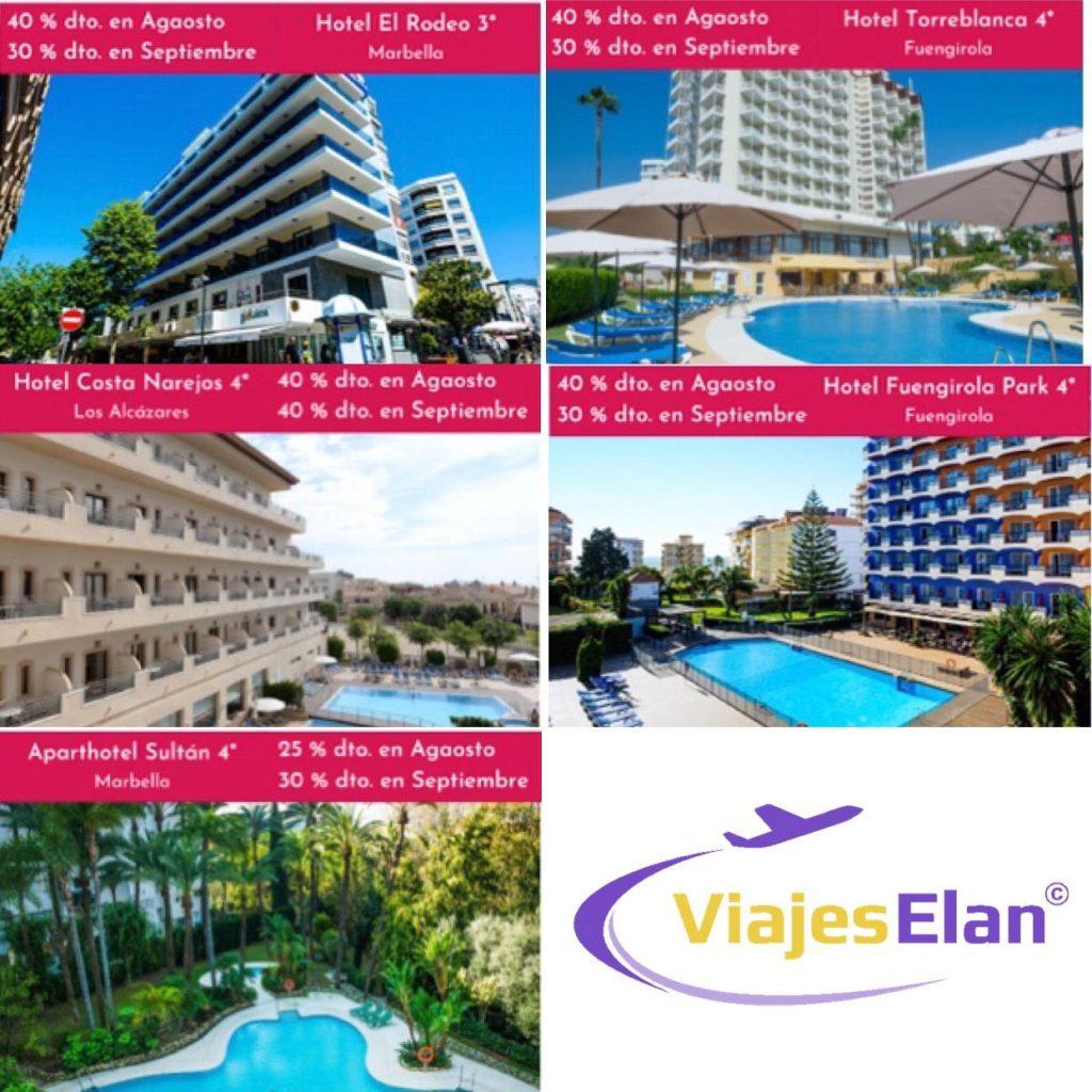 Oferta Monarque Hotelels