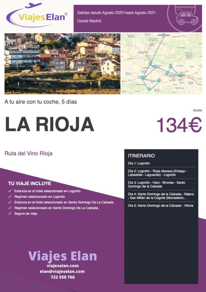 Ruta Vino Rioja