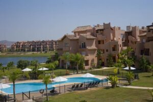 THE RESIDENCE MAR MENOR 5* - ADMITEN MASCOTAS