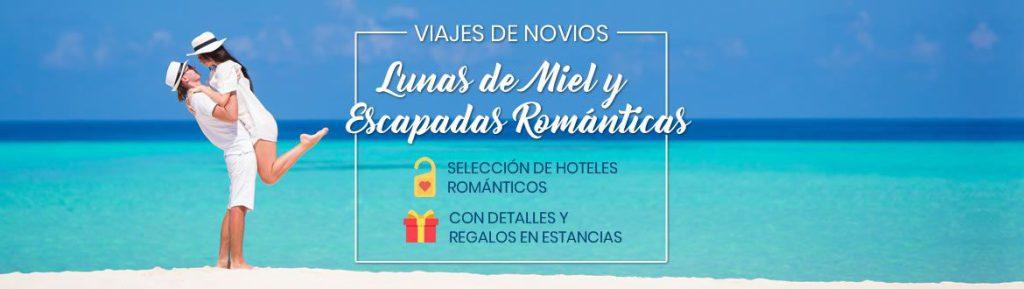 Lunas de Miel y Escapadas Romanticas