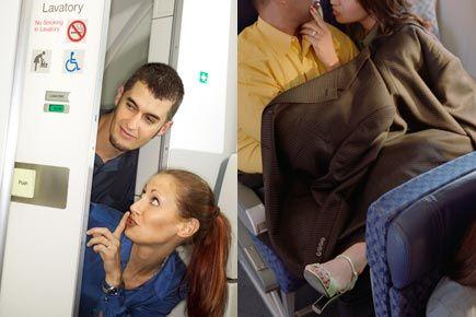 Como tener sexo en el avión