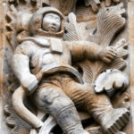 Gárgolas y figuras extrañas en catedrales