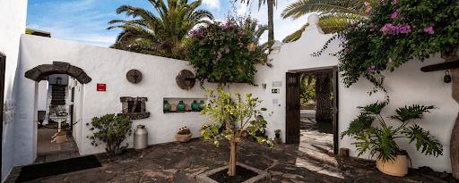 Casa Museo Casar Manrique rute por Lanzarote