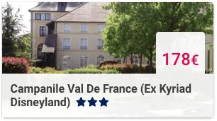 Disneyland Paris oferta hoteles