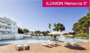 Ilunion Menorca 3*