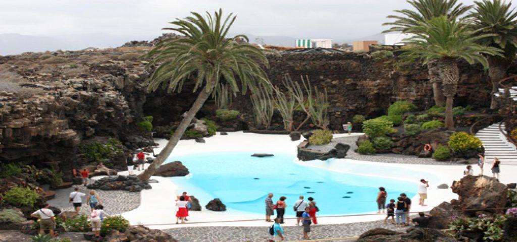 Los jameos del agua ruta por Lanzarote