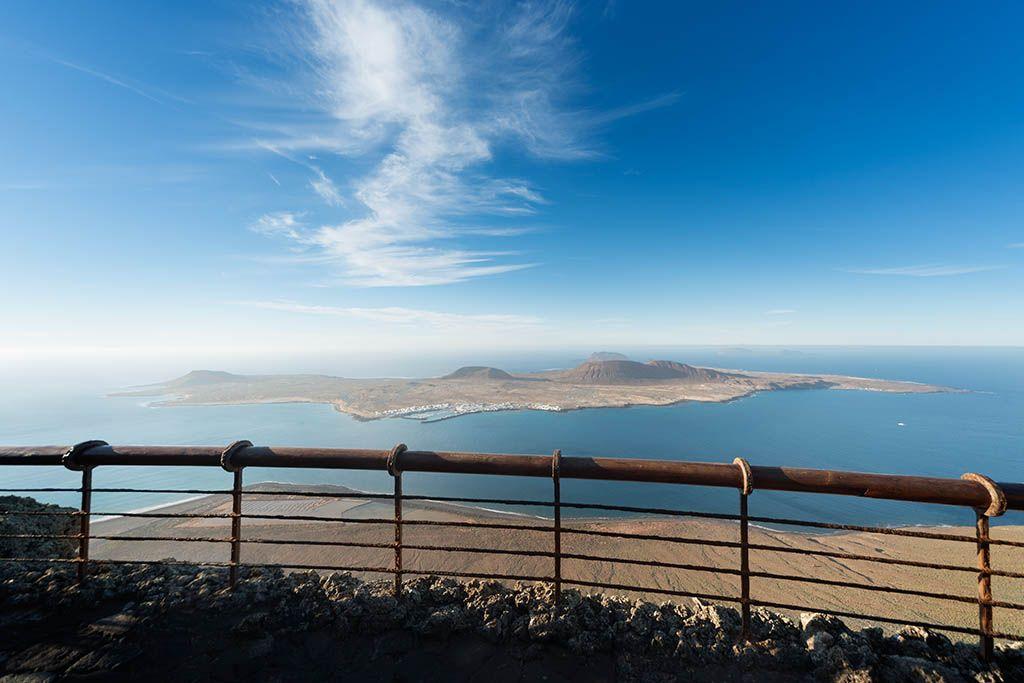 Mirador del Río Ruta por Lanzarote