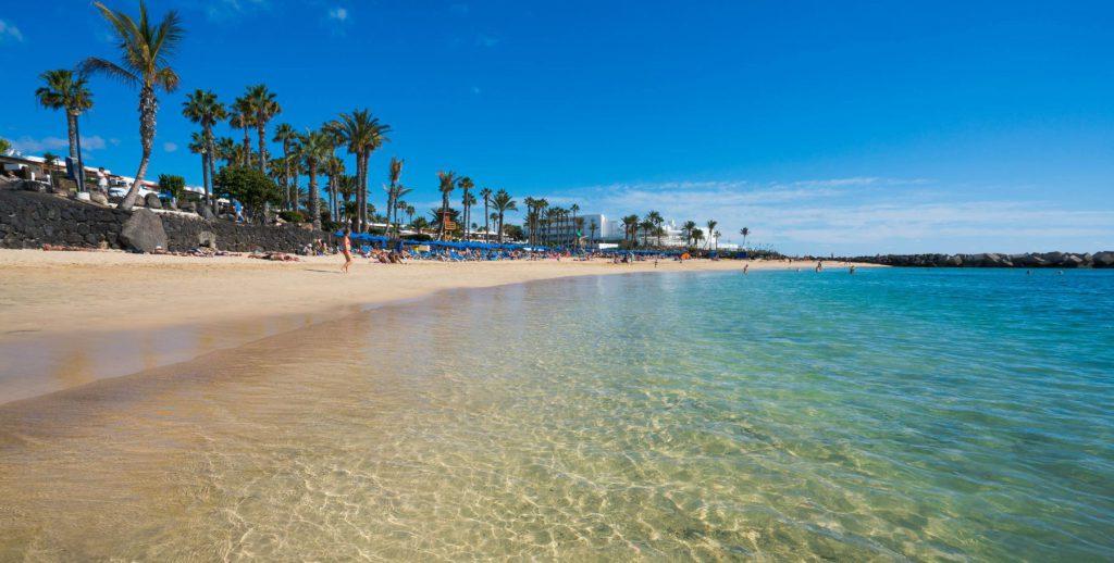 Playa Blanca ruta por Lanzarote