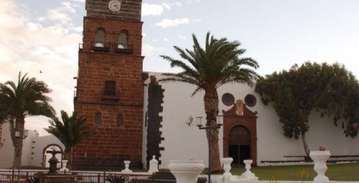 Teguise Iglesia Nuestra Señora De Guadalupe Teguise Ruta por Lanzarote