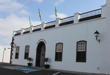 Teguise Casa Consistorial ruta por Lanzarote