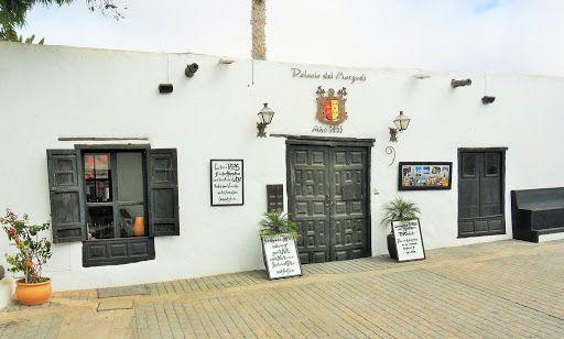 Teguise Palacio del Marqués ruta por Lanzarote