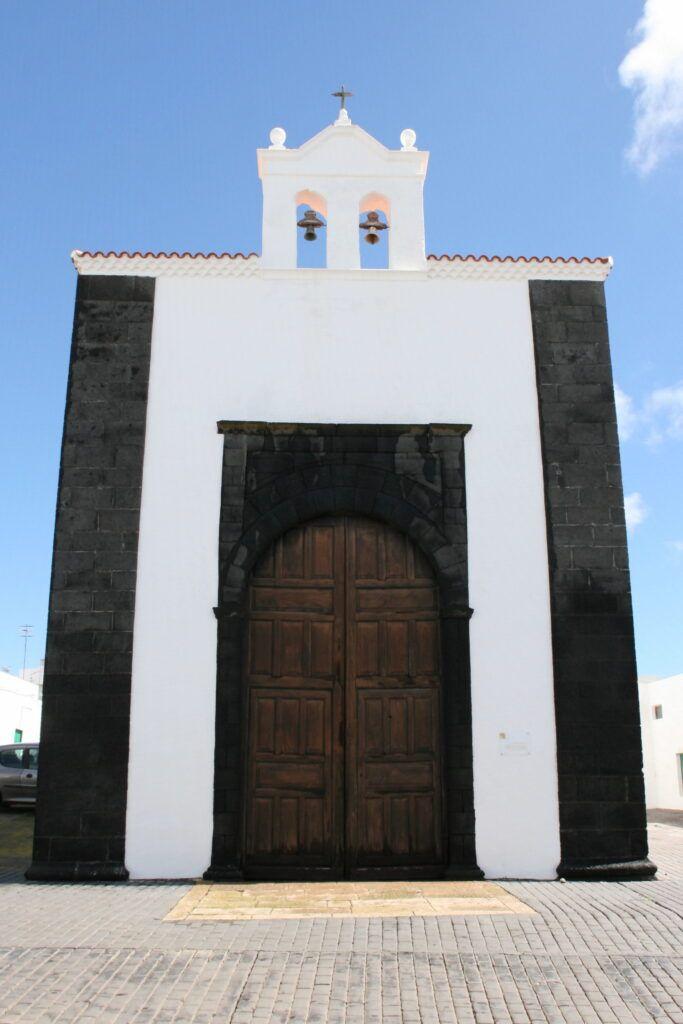 Teguise Ermita de la Vera cruz Ruta por Lanzarote