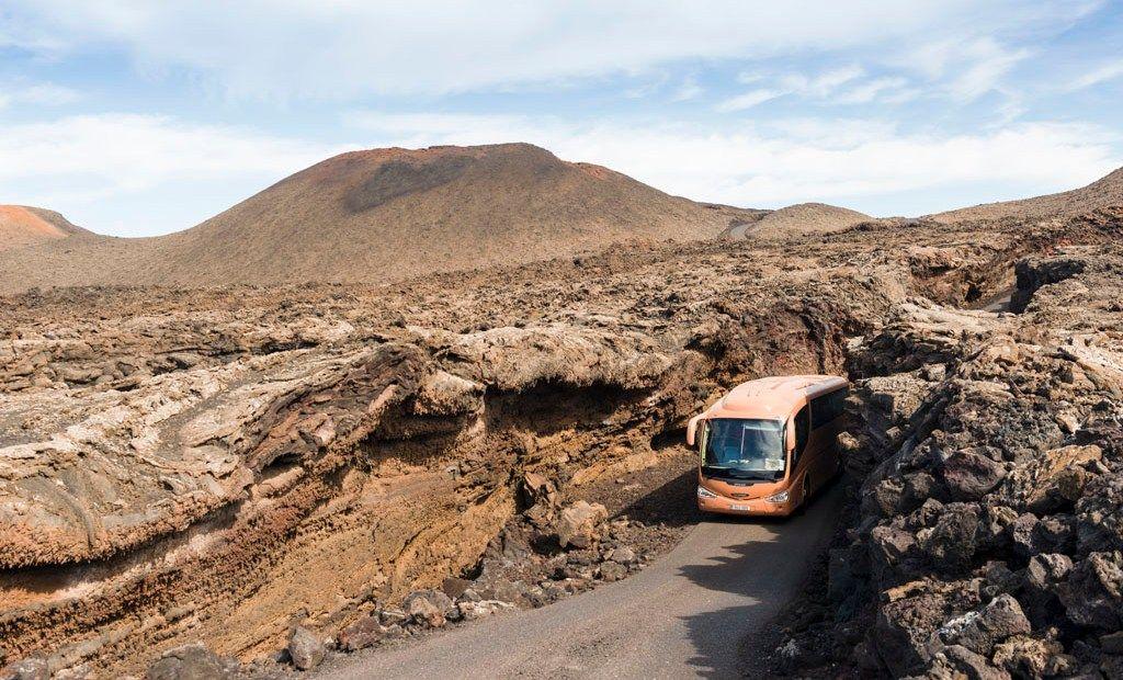 Parque Nacional de Timanfaya Ruta por Lanzarote