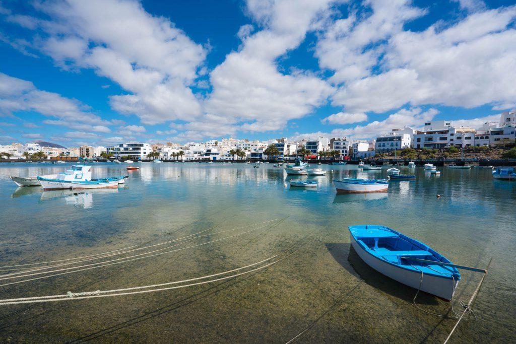 CHARCO DE SAN GINÉS ruta por Lanzarote