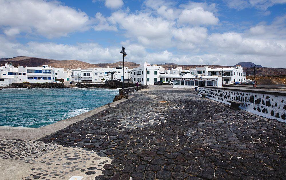 Arrieta ruta por Lanzarote