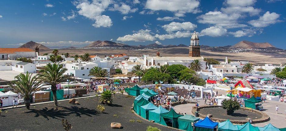 Teguise Ruta por Lanzarote